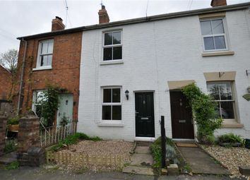 Thumbnail 1 bed terraced house to rent in Oxford Road, Malvern