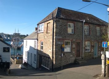 Thumbnail 1 bed terraced house for sale in The Quay, Polruan, Fowey