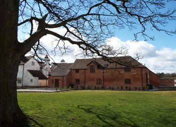 Thumbnail 1 bed barn conversion to rent in Birch Cross, Marchington, Uttoxeter