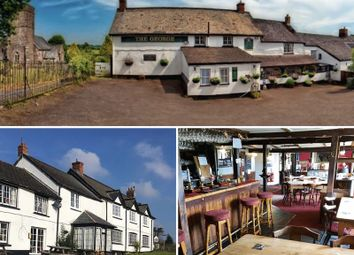 Thumbnail Pub/bar for sale in Brompton Regis, Dulverton