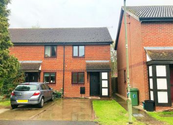 Thumbnail End terrace house to rent in Balliol Drive, Didcot