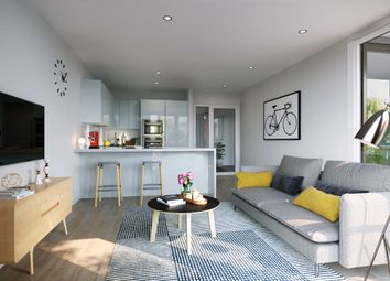 Thumbnail 1 bedroom flat for sale in Haggerston Road, Haggerston