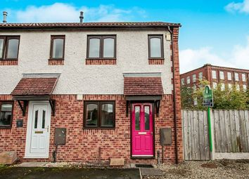 Thumbnail 2 bed terraced house for sale in Ashman Close, Carlisle