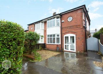 Thumbnail 3 bed semi-detached house for sale in Craig Avenue, Bury, Greater Manchester