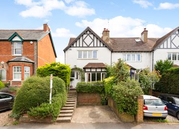 Thumbnail 2 bed semi-detached house for sale in Victoria Road, Wargrave