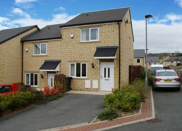 Thumbnail 2 bed end terrace house for sale in Beech Tree Close, Keighley, West Yorkshire