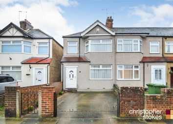 Thumbnail 3 bed semi-detached house for sale in Bradley Road, Enfield, Middlesex