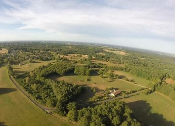 Thumbnail 4 bed equestrian property for sale in Aquitaine, Dordogne, Le Bourdeix