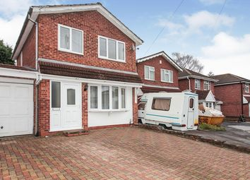Thumbnail 3 bed detached house to rent in Elmhurst Road, Coventry