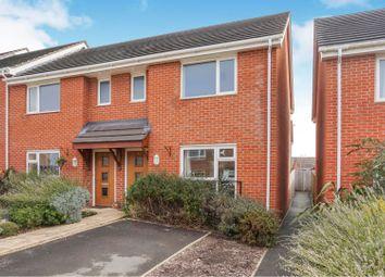 Thumbnail 2 bed semi-detached house to rent in Merrick Close, Newport