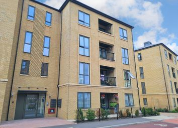 Thumbnail 2 bed flat for sale in Lawrence Weaver Road, Cambridge