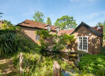 Thumbnail 3 bed detached house for sale in Taylors, Rusper Road, Capel, Surrey