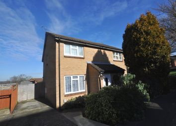 Thumbnail 2 bed semi-detached house for sale in Ashbury Crescent, Guildford