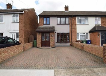 Thumbnail 3 bed end terrace house for sale in Kingsman Road, Stanford-Le-Hope, Essex