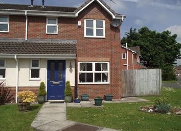 Thumbnail 3 bed semi-detached house to rent in Alconbury Close, Great Sankey, Warrington