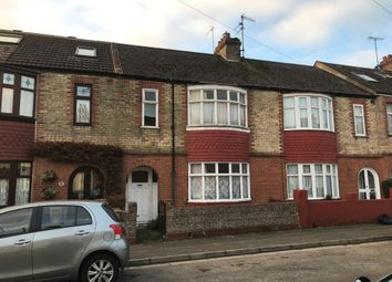 Thumbnail 3 bed terraced house for sale in 42 Larkfield Avenue, Gillingham, Kent