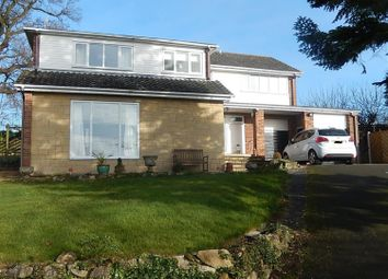 Thumbnail 4 bed detached house for sale in Stainton Close, Lea, Gainsborough