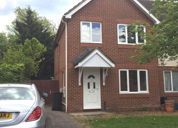Thumbnail 3 bed semi-detached house to rent in Kelvin Gardens, Croydon