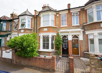 Thumbnail 4 bed terraced house for sale in Silverdale Road, London