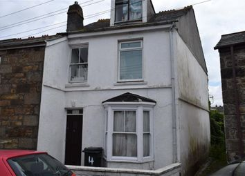 Thumbnail 5 bed end terrace house for sale in Adelaide Street, Camborne