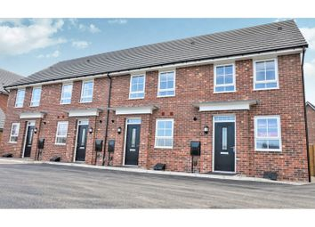 Thumbnail 2 bed terraced house for sale in 2 Crompton Place, Garstang, Preston