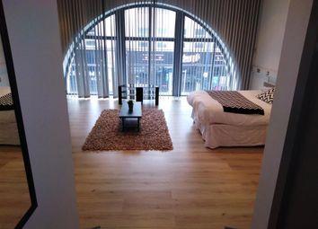 Thumbnail 1 bed flat to rent in Castle Lofts, Castle Street, Swansea