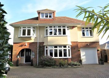 Thumbnail 6 bed property for sale in Becton Lane, Barton On Sea, New Milton