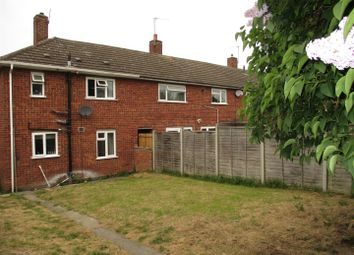 Thumbnail 2 bed town house for sale in College Road, Whetstone, Leicester