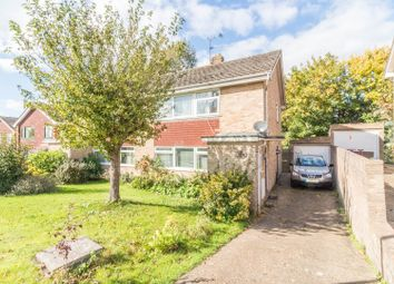 Thumbnail 3 bedroom semi-detached house for sale in Sidmouth Grange Close, Reading