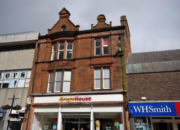 Thumbnail 2 bed flat to rent in High Street, Ayr, South Ayrshire, 1Rq
