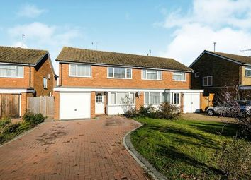 Thumbnail 3 bed semi-detached house for sale in Royal Avenue, Tonbridge, Kent
