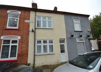 Thumbnail 2 bedroom terraced house to rent in West Avenue, Clarendon Park, Leicester