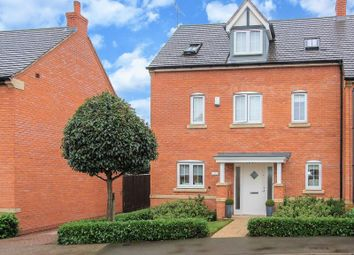 Thumbnail 3 bed semi-detached house for sale in Vale Close, Loughborough