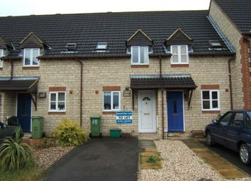 Thumbnail 2 bed terraced house to rent in Cutsdean Close, Bishops Cleeve, Cheltenham