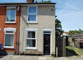 Thumbnail End terrace house to rent in Sirdar Road, Ipswich