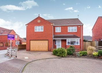 Thumbnail 5 bed detached house for sale in Greenacre Park, Hull