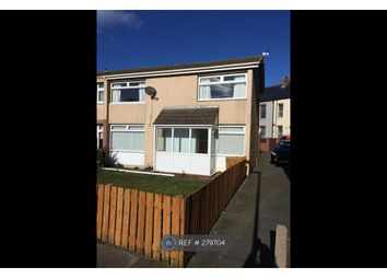 Thumbnail 3 bed semi-detached house to rent in Alliance Street, Hartlepool