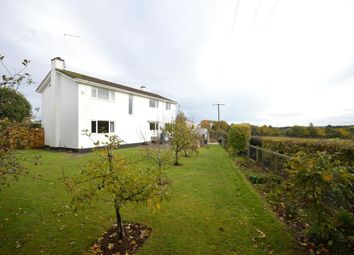 Thumbnail 4 bed detached house for sale in Langaller Close, Bovey Tracey, Newton Abbot, Devon