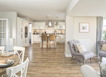 "Thumbnail 5 bed detached house for sale in ""Stowe"" at Barnett Road, Steventon, Abingdon"