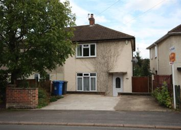 Thumbnail 2 bedroom semi-detached house for sale in Dulwich Road, Mackworth, Derby