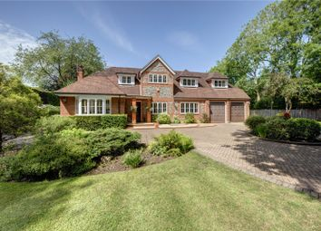 Thumbnail 5 bedroom detached house for sale in Mill Lane, Hurley, Maidenhead, Berkshire
