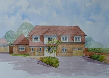 Thumbnail 4 bedroom detached house for sale in Willow Close, Rayleigh