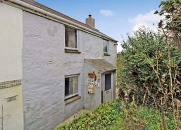 Thumbnail 2 bed cottage for sale in White Cross, Cury, Helston