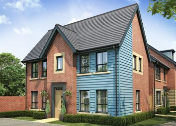 "Thumbnail 3 bedroom detached house for sale in ""Morpeth"" at Nottingham Business Park, Nottingham"
