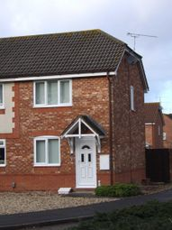 Thumbnail 2 bed end terrace house to rent in Mallard Close, Swindon