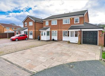 Thumbnail 3 bed property for sale in Plover Close, Thornton Cleveleys