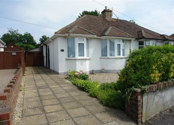 Thumbnail 2 bed semi-detached bungalow for sale in Winifred Road, Bearsted, Maidstone, Kent