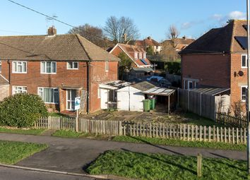Thumbnail 3 bed end terrace house for sale in Canterbury Road, Hawkinge, Folkestone