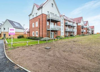 Thumbnail 1 bed flat for sale in Woodside Close, Grays