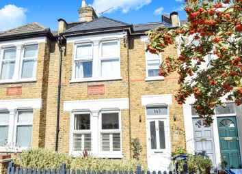 Thumbnail 3 bedroom terraced house for sale in Florence Road, London